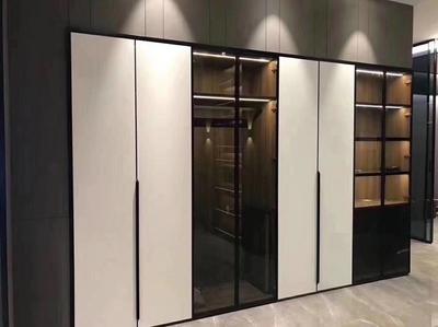 宜宁定制衣柜